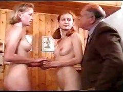 headmaster punishes two students